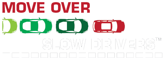 Move Over Slow Drivers